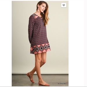 Dresses & Skirts - A Line Lace Up Dress or Tunic Women's Size Small